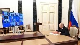 Путин обсудил сСовбезом РФмеждународное сотрудничество всфере безопасности