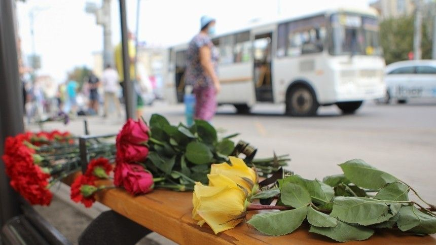 Стала известна личность одной изпогибших при взрыве автобуса вВоронеже
