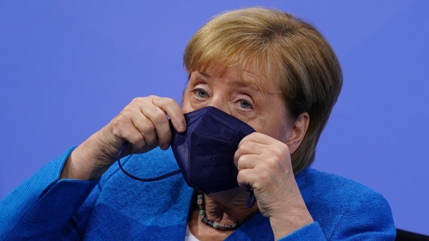 Стал известен размер будущей пенсии канцлера ФРГ Меркель