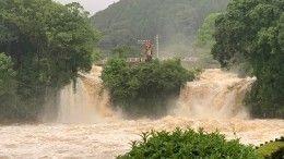 Пять миллионов человек срочно эвакуируют из-за наводнения вЯпонии
