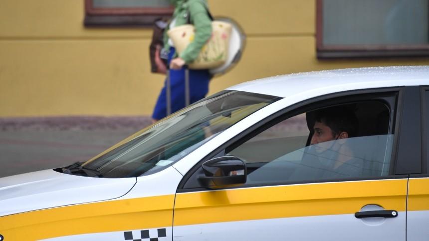 Систему поотслеживанию рабочего времени таксистов запустили вМоскве