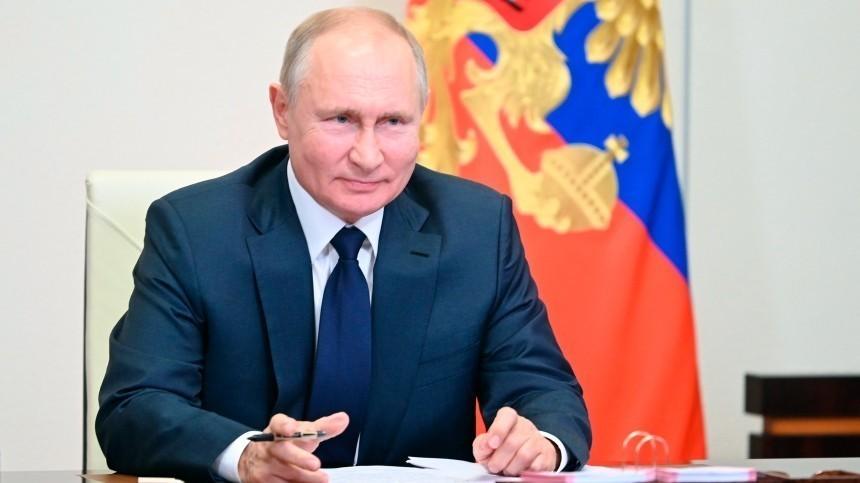 Владимир Путин поздравил газету «Спорт-Экспресс» с30-летним юбилеем