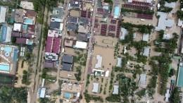 Более 100 тысяч жителей Кубани остались без электричества из-за дождей