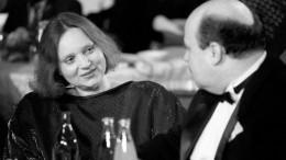 Куда пропала жена Александра Калягина, актриса Евгения Глушенко?