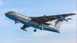 Минобороны РФ: Самолет Бе-200 военных РФпотерпел крушение вТурции при заходе напосадку