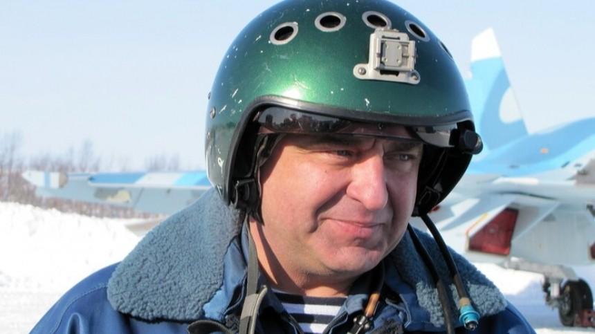 Легенда российской морской авиации извезда «Форсажа» погиб при крушении Бе-200