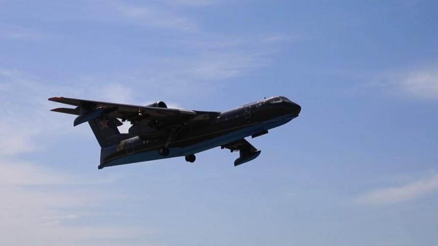 Самолет-амфибия Бе-200 «Альтаир»: история создания ихарактеристики