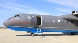 Военный пилот опричине крушения Бе-200 вТурции: «Надо смотреть черный ящик»