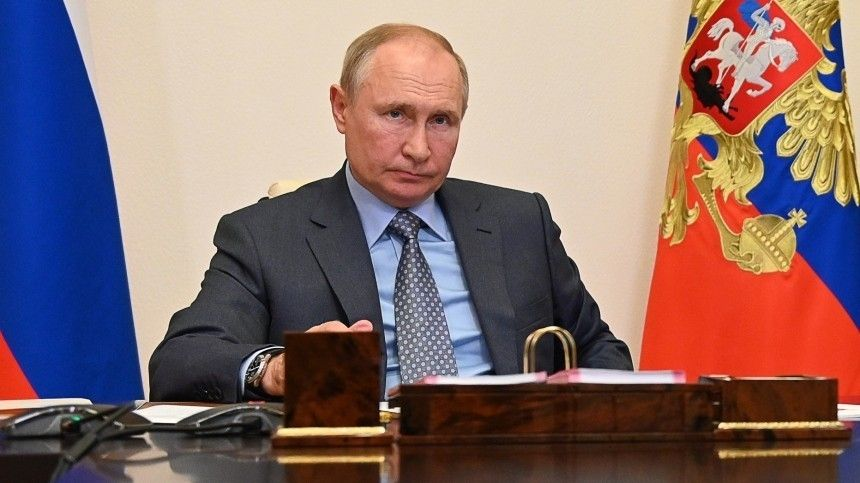 Путин выразил соболезнования родным погибших при крушении Бе-200 вТурции
