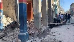 Мощное землетрясение уберегов Гаити унесло жизни минимум 30 человек