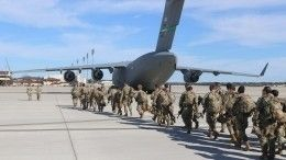 Байден направил пять тысяч военных вАфганистан ипригрозил талибам ударом