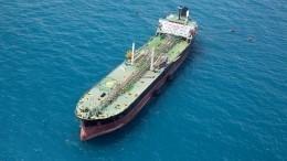 Президента Ливана призвали уйти вотставку после взрыва танкера