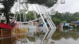 Жертвы наводнения вАнапе молят опомощи: «Мыплаваем, никому ненужны»