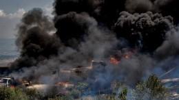 Число погибших при взрыве вЛиване достигло 28 человек