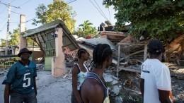 Число жертв землетрясения вГаити превысило 700 человек