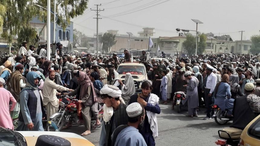 Границы свободы: что говорят оприходе талибов вКабул местные жители