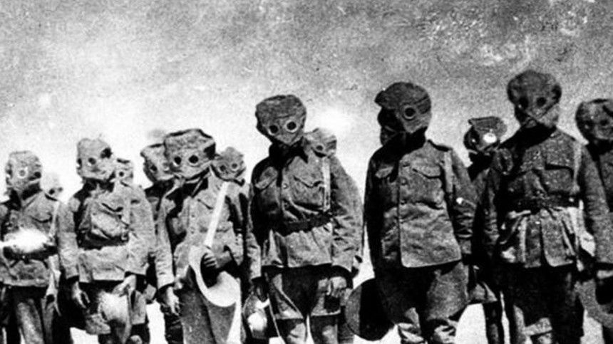 ФСБ рассекретило документы опланах Японии в1944 году применить чумную бомбу