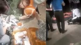 Самолет сопознавательными знаками Афганистана разбился вУзбекистане