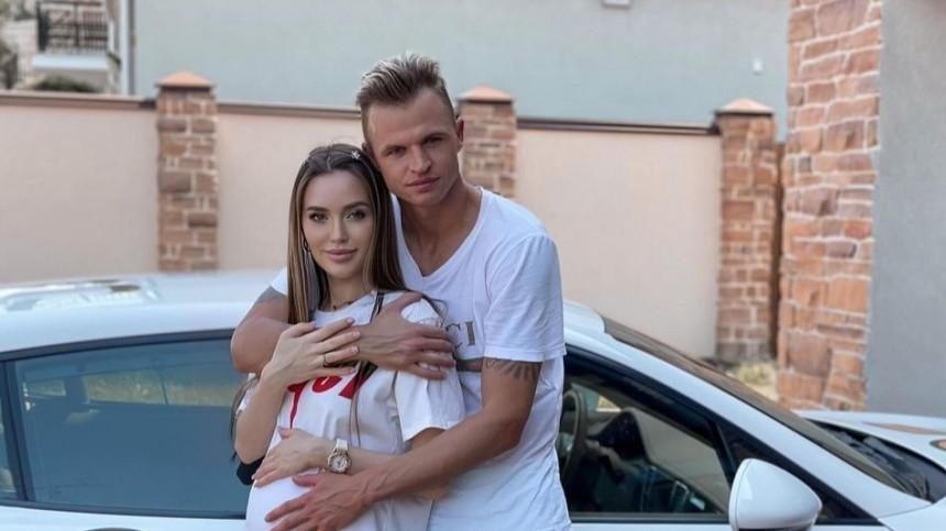 Беременная Анастасия Костенко неможет рассмотреть сына наУЗИ: «Закрывает лицо»