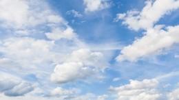 Жители Якутии впервые занесколько месяцев увидели ясное небо