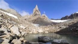 Российские альпинистки первыми вмире покорили скальный пик вКиргизии
