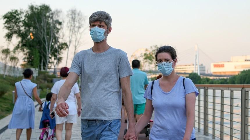Разработан новый материал для масок, способный уничтожать вирусы засекунду