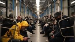 «Охотника заягодицами» задержали вмосковском метро