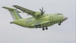 Опытный образец военного транспортника Ил-112В потерпел крушение вПодмосковье