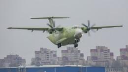 Названа предварительная причина крушения Ил-112В вПодмосковье