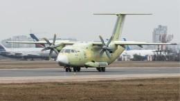Экипаж Ил-112В погиб при крушении вПодмосковье
