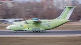 Стали известны имена экипажа разбившегося Ил-112В вПодмосковье