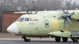 ВРостехе подтвердили, что пилоты Ил-112В уводили самолет отжилых домов