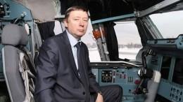 Начальник скончавшегося конструктора Ил-76 Юрасова рассказал оего мастерстве