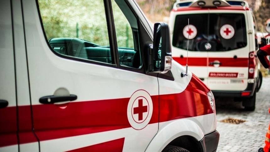 Пять человек пострадали при взрыве емкости сгазовым конденсатом наЯмале