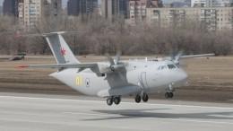 Заслуженный летчик Базыкин обупавшем Ил-112В: «Россия очень ждала этот самолет»