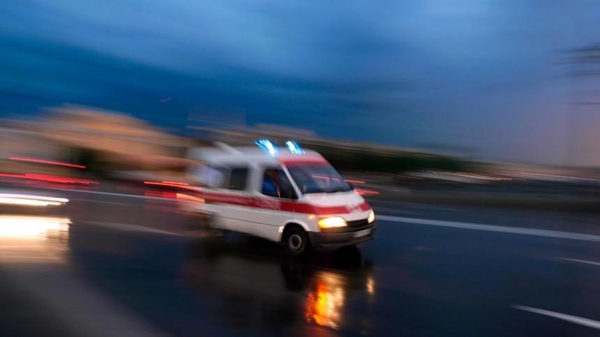 Пассажирский автобус рухнул свысоты 3,5 метра вБурятии