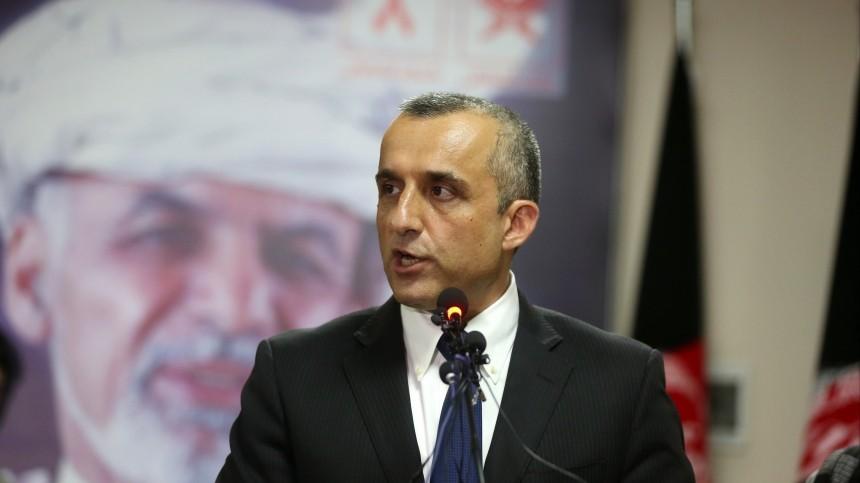 Вице-президент Афганистана провозгласил себя временным главой государства