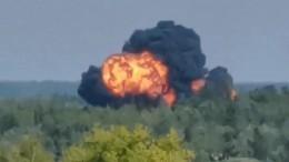 Тела двух членов экипажа обнаружены наместе крушения Ил-112В