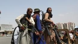 Идущие вчем-то науступки талибы радикально наводят порядок вКабуле