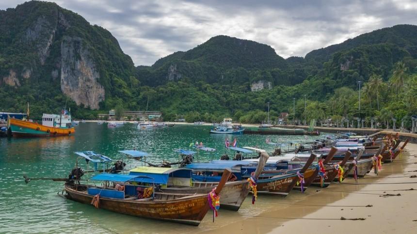 Привитым «Спутником V» россиянам разрешат въезд накурорты Таиланда