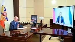 Путин пообещал Мордовии поддержку из-за закредитованности региона