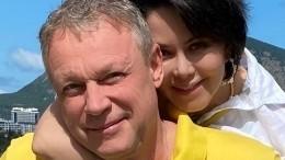 Сергей Жигунов подбил жену на«воровство»
