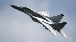 Эксперт назвал возможную причину крушения МиГ-29 под Астраханью