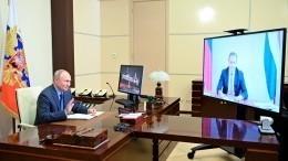 Путин пообещал помочь Мордовии спроблемой «ненормальной» закредитованности