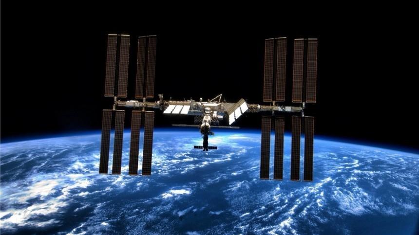 МКС изменит орбиту перед прибытием наборт Юлии Пересильд