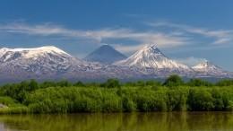 Спасатели нашли тела двух погибших туристов наКлючевском вулкане