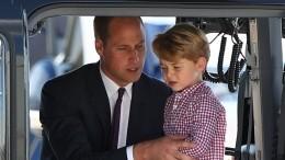 Принц Уильям рассказал, какую профессию выбрал для сына Джорджа