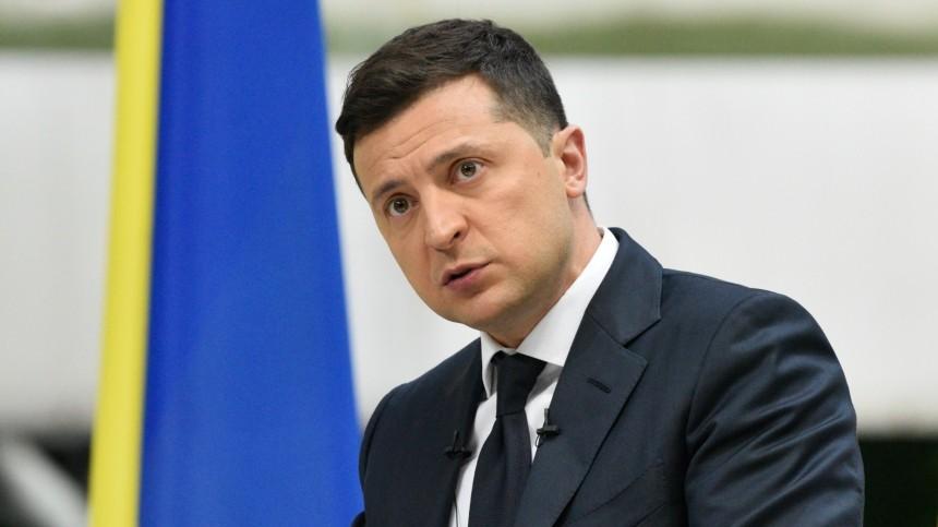 Зеленский разрешил принудительно отбирать земли уграниц Украины
