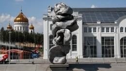 Как современная скульптура вцентре Москвы поссорила Собчак иГалкина