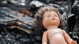 Голову впакете сдругими фрагментами тела маленькой девочки нашли вТюмени